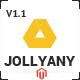 Jollyany - Corporate Multi Purpose Magento Theme Nulled