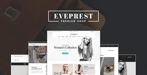 Eveprest - Fashion Shop WooCommerce WordPress Theme