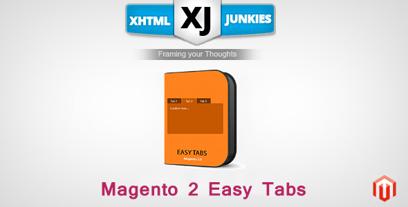 Magento 2 Easy Tabs - CodeCanyon Item for Sale