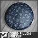 Round Pillow Mock-Up