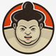 Sumo Warrior Logo