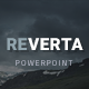 Reverta PowerPoint Template - GraphicRiver Item for Sale