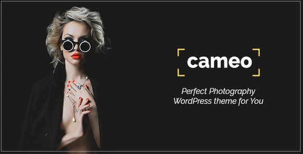 Cameo Photography – Photography WordPress