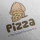Pizza Logo - GraphicRiver Item for Sale