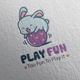 Fun Kids Logo - GraphicRiver Item for Sale
