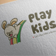 Kids Zone Logo - GraphicRiver Item for Sale