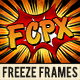 Freeze Frames: Comic Pack - Final Cut Pro X