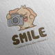 Happy Camera Logo - GraphicRiver Item for Sale