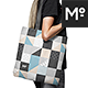 Canvas Shopper / Tote Bag Mock-up - GraphicRiver Item for Sale