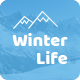 Winter Life - Resort & Listing PSD Template Nulled