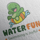 Water World Logo - GraphicRiver Item for Sale