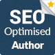 Author - Responsive SEO Optimised WordPress Theme for Bloggers and Journalists - ThemeForest Item for Sale