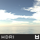 High Resolution Sky HDRi Map 049