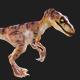 Velociraptor 2 - VideoHive Item for Sale