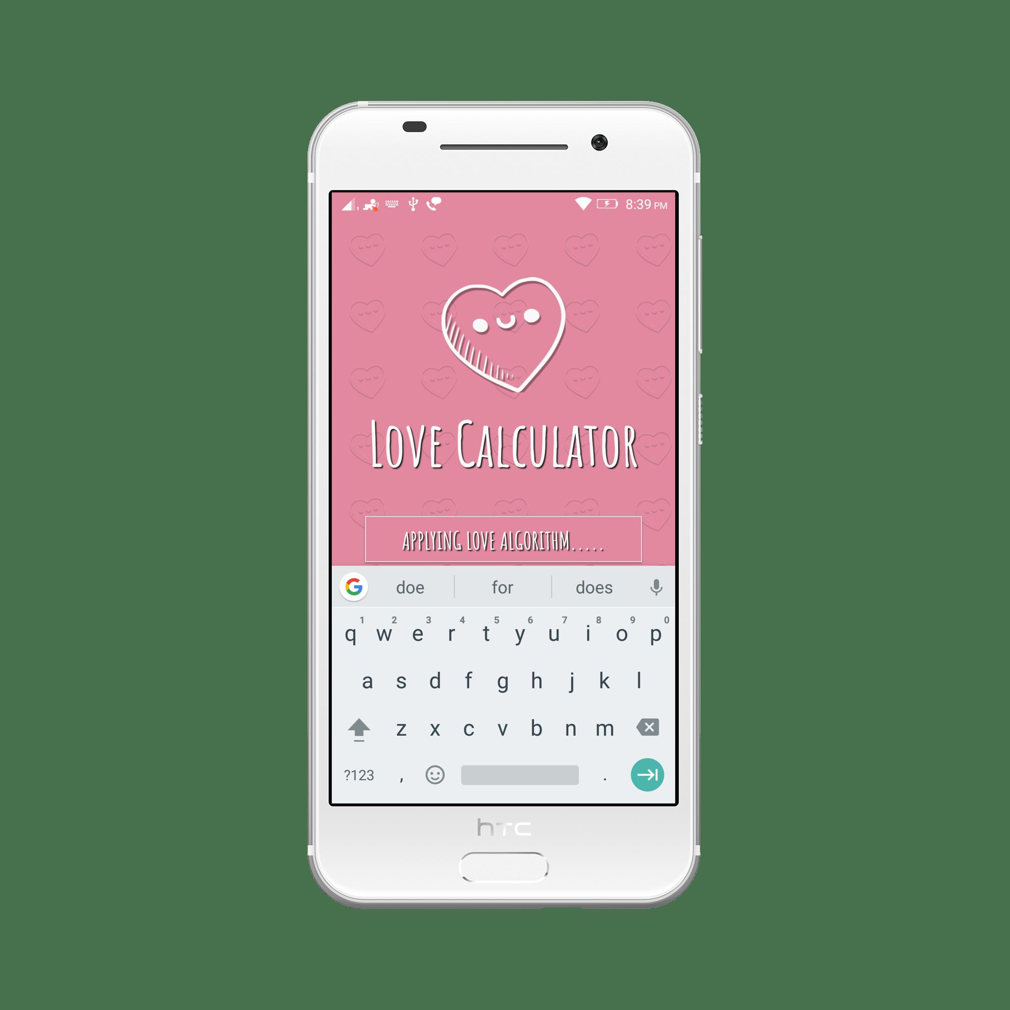 Uncategorized Love Caluclator love calculator best choice by kishord codecanyon choice