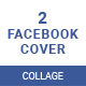 Collage Facebook Cover - GraphicRiver Item for Sale
