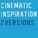 Cinematic Inspiration I