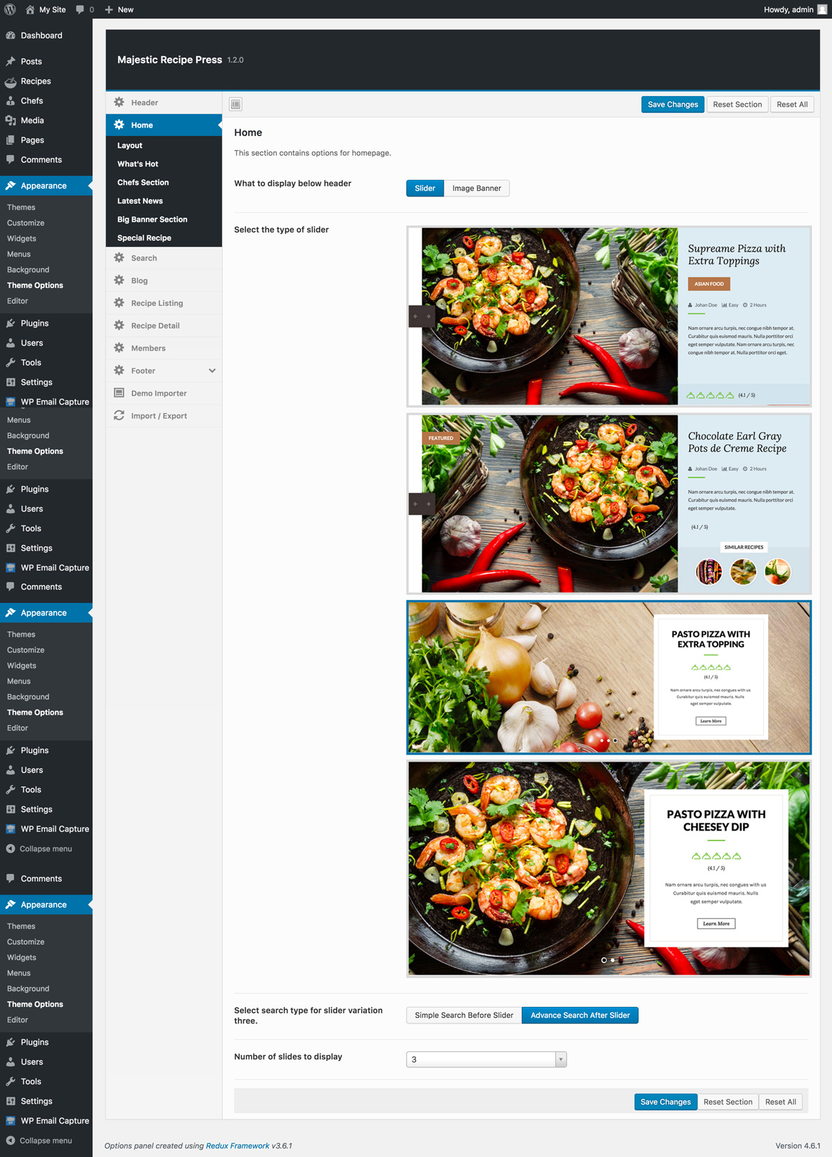 Recipepress food recipes premium wordpress theme by inspirythemes recipepress food recipes premium wordpress theme forumfinder