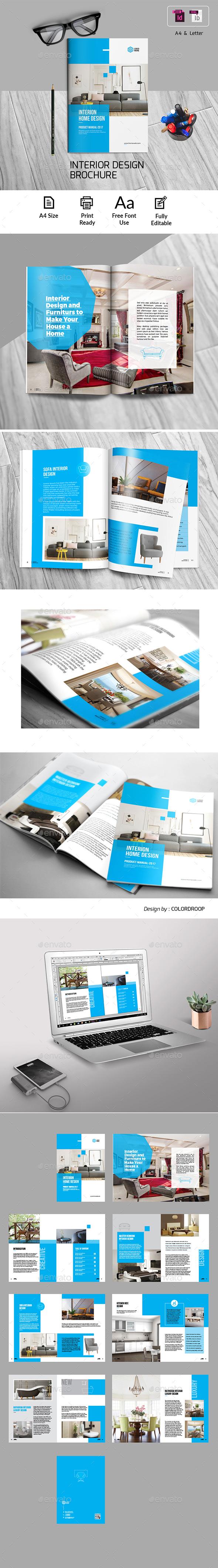 Interior Catalog Design - Corporate Brochures