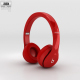 Beats by Dr. Dre Solo2 Wireless Headphones Red