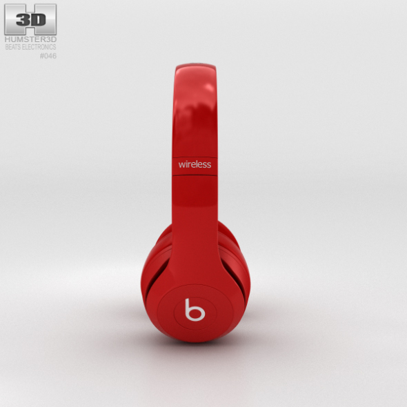 bfb3fd9b00a Beats by Dr. Dre Solo2 Wireless Headphones Red - 3DOcean Item for Sale ·  Beats_Solo_2_Wireless_Red_590_0001.jpg  Beats_Solo_2_Wireless_Red_590_0002.jpg ...