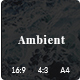 Ambient Presentation - GraphicRiver Item for Sale