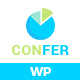 Confer - Consultancy, Finance & Business WordPress theme Nulled