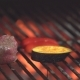 Preparation of Meat and Vegetables on the Grill - VideoHive Item for Sale