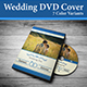 Wedding DVD Cover - 7 Color Variants