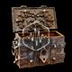 Open Wooden Treasure Chest - AudioJungle Item for Sale