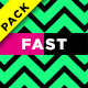 Fast Beat Pack - AudioJungle Item for Sale