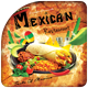 Mexican Restaurant Flyer Template - GraphicRiver Item for Sale