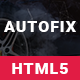 AutoFix - Car Repair & Car Wash Responsive HTML5 Template - ThemeForest Item for Sale