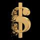Gold Dollar Collapsing