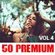 50 Premium Hubaset Lightroom Presets Vol.4