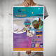 Travel Agency Flyer Templates - GraphicRiver Item for Sale