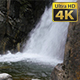 Waterfall And River In The Forest - VideoHive Item for Sale