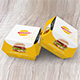 Burger Box Mockups - GraphicRiver Item for Sale