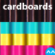 Cardboards Mega Set - GraphicRiver Item for Sale