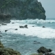 Ocean Waves Hitting Tembeling Coastline at Nusa Penida Island, Bali Indonesia - VideoHive Item for Sale