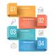 Four Steps Infographics - GraphicRiver Item for Sale
