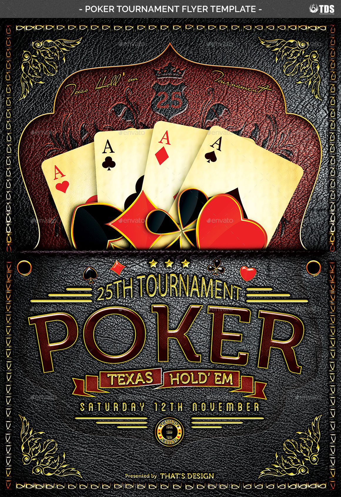 Texas holdem when to fold
