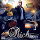 Hip Hop Mixtape Template - GraphicRiver Item for Sale