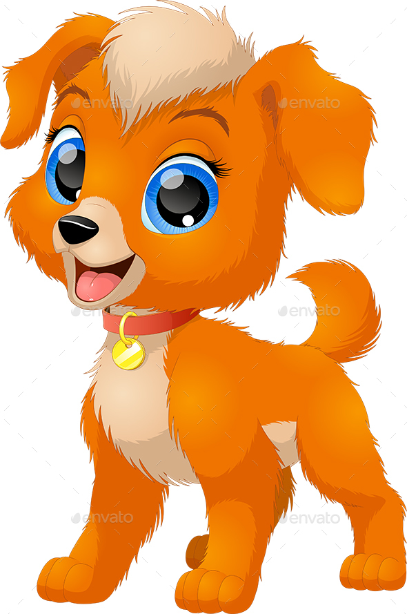 Baby Dog - Animals Characters