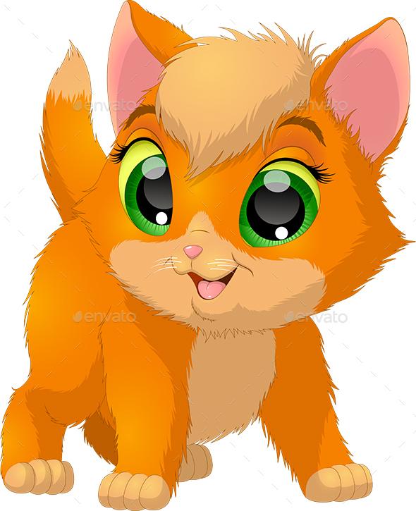 Kitten - Animals Characters