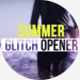 Summer Glitch Opener - VideoHive Item for Sale