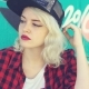 Beautiful Young Hipster Blond Woman - VideoHive Item for Sale