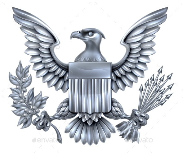 American Silver Eagle - Miscellaneous Vectors