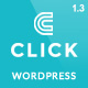 Click - Multi-Purpose WordPress Theme