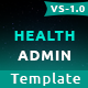 Health Admin - Bootstrap Health Admin Template Dashboard - ThemeForest Item for Sale